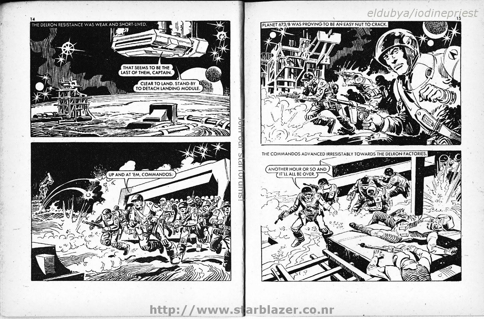 Starblazer issue 65 - Page 9