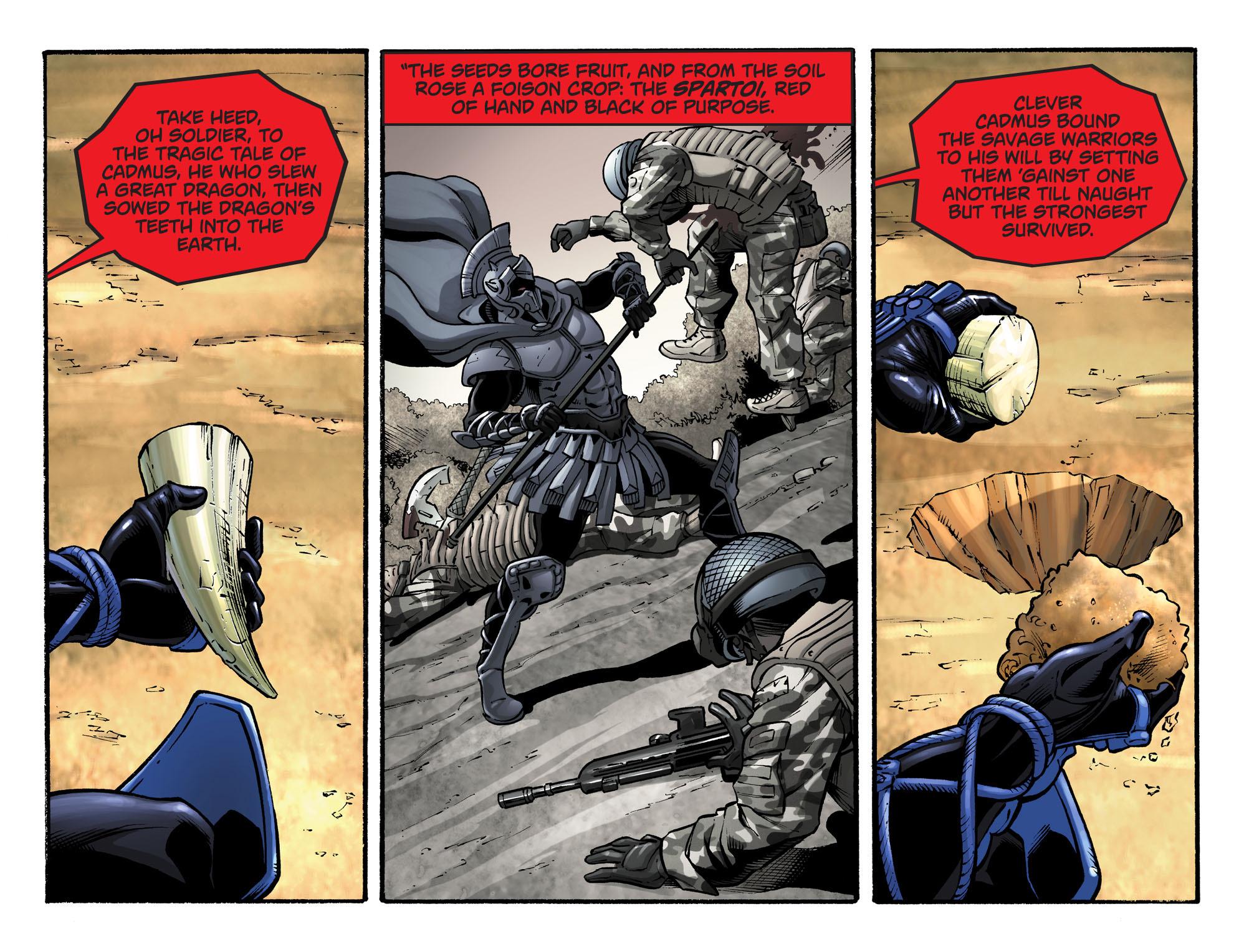 Read online Sensation Comics Featuring Wonder Woman comic -  Issue #34 - 3