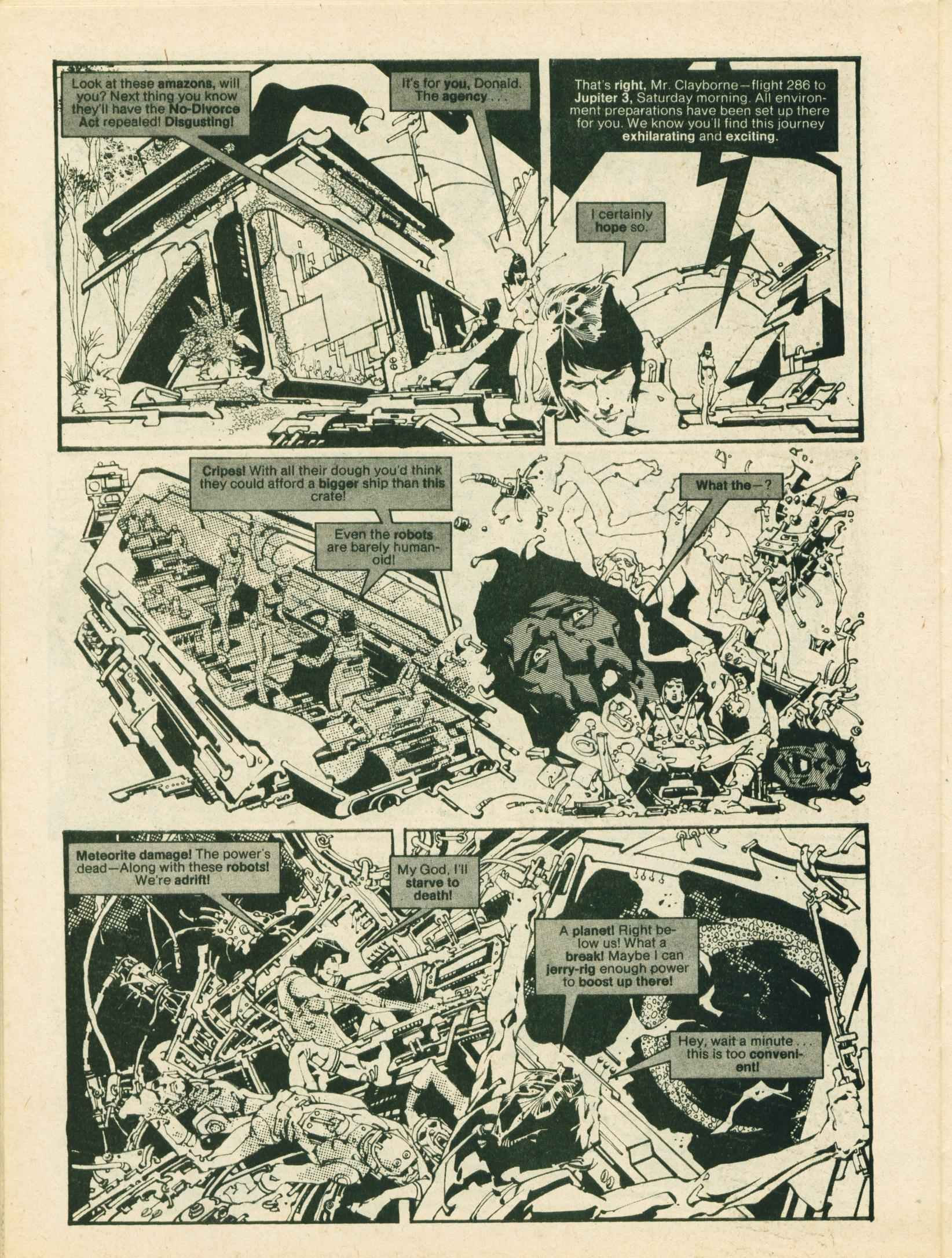 Read online Future Tense comic -  Issue #10 - 20