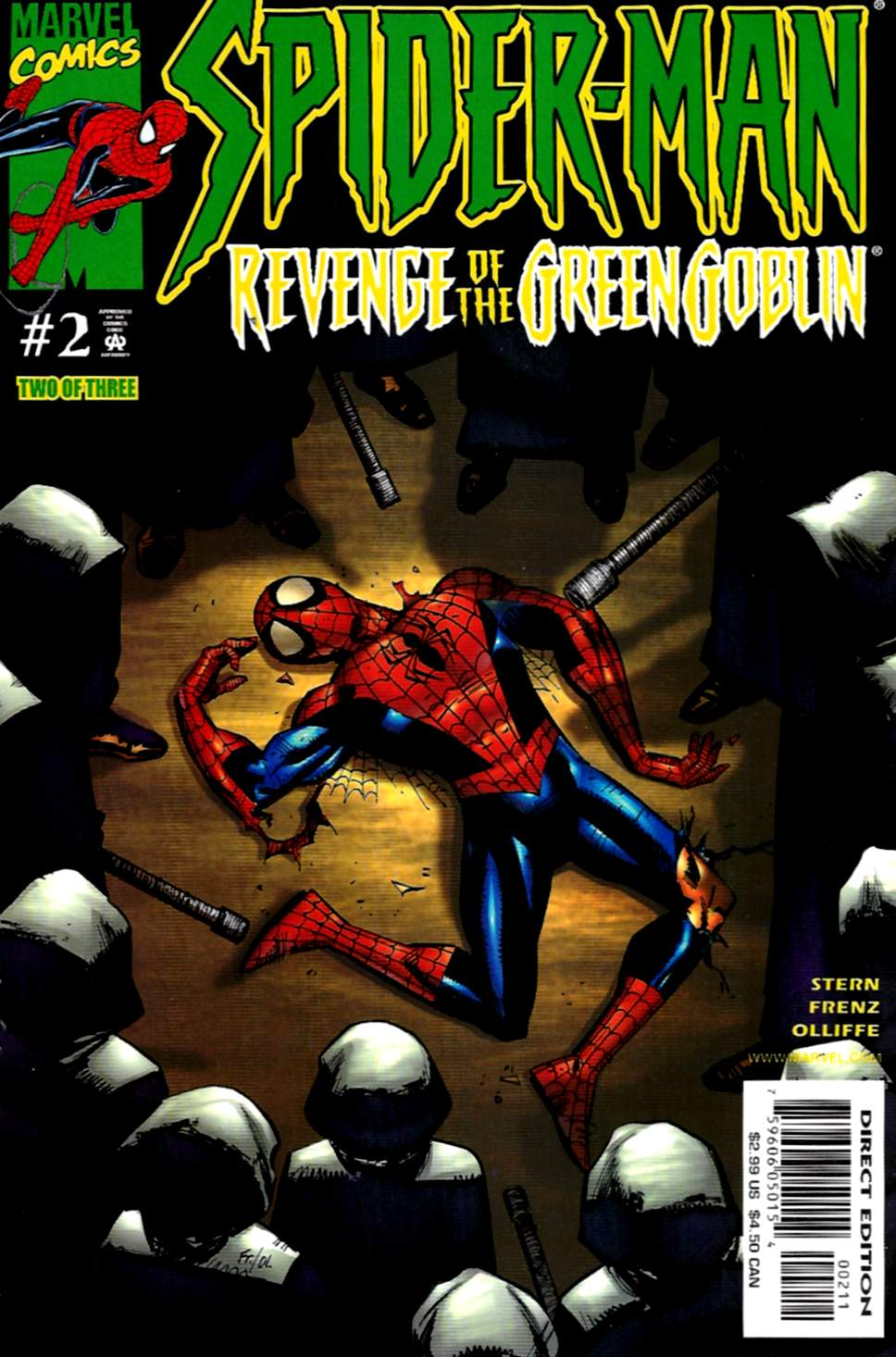 Spider-Man: Revenge of the Green Goblin (2000) issue 2 - Page 1