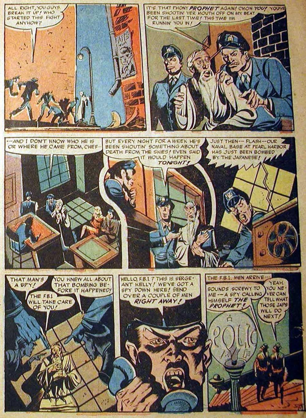 Hangman Comics issue 5 - Page 5