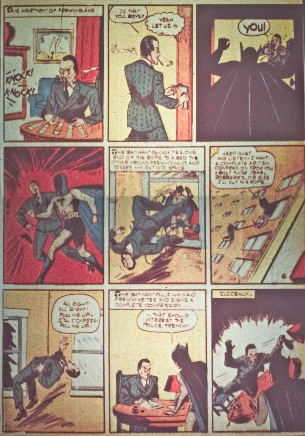 Detective Comics (1937) 28 Page 6