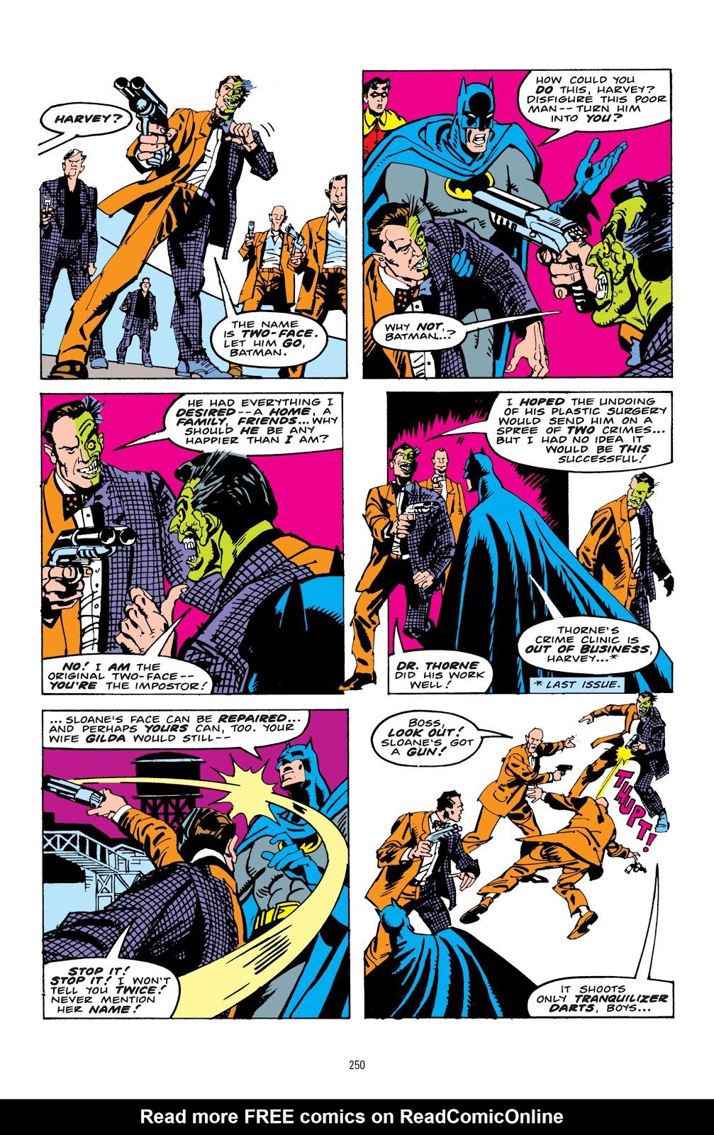 Read online Detective Comics (1937) comic -  Issue # _TPB Batman - The Dark Knight Detective 1 (Part 3) - 50