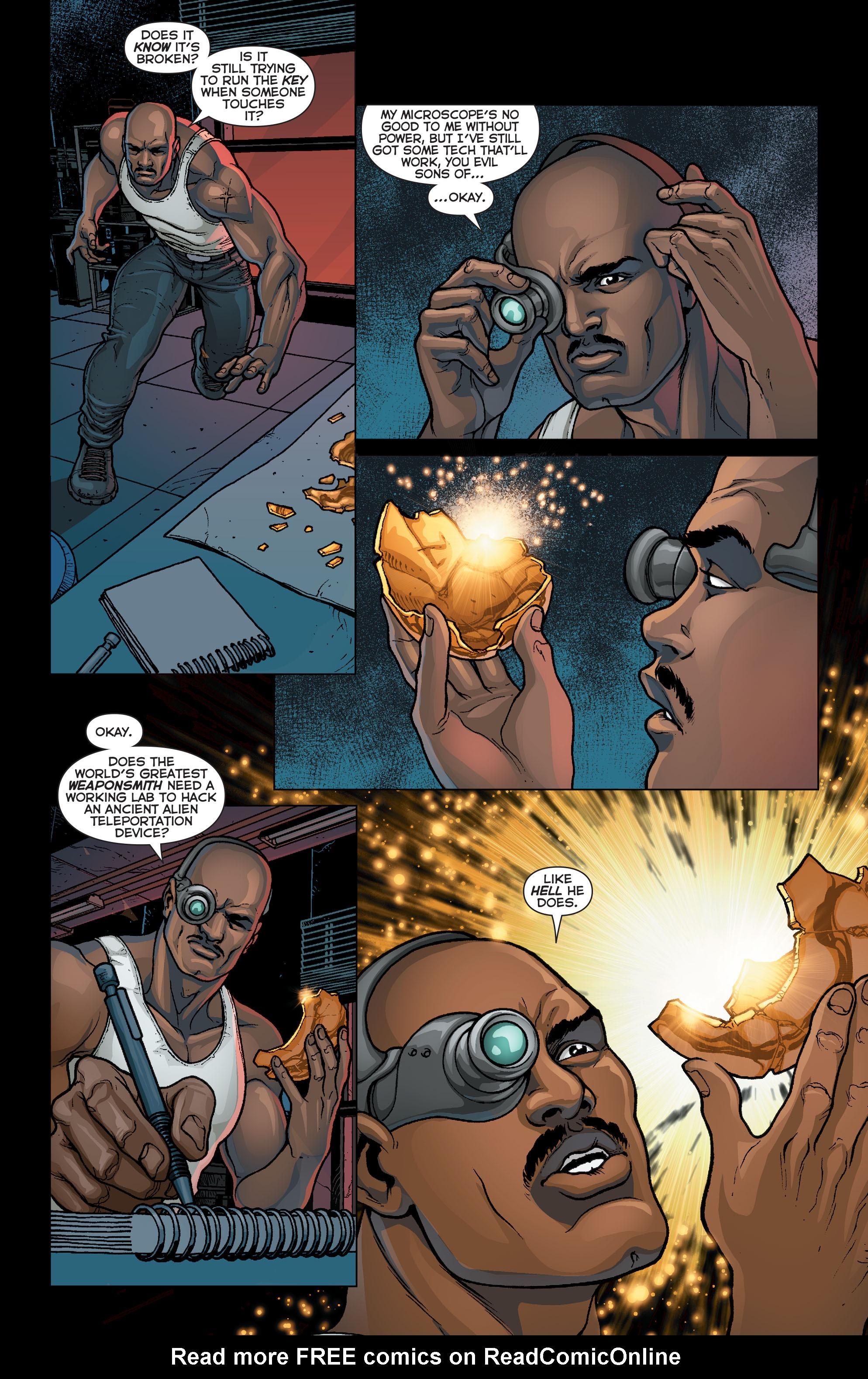 Read online Trinity of Sin: Pandora comic -  Issue #5 - 11