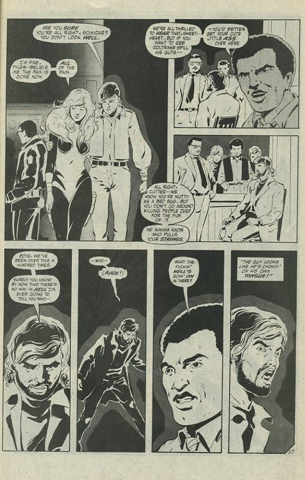 Scimidar (1988) issue 1 - Page 25