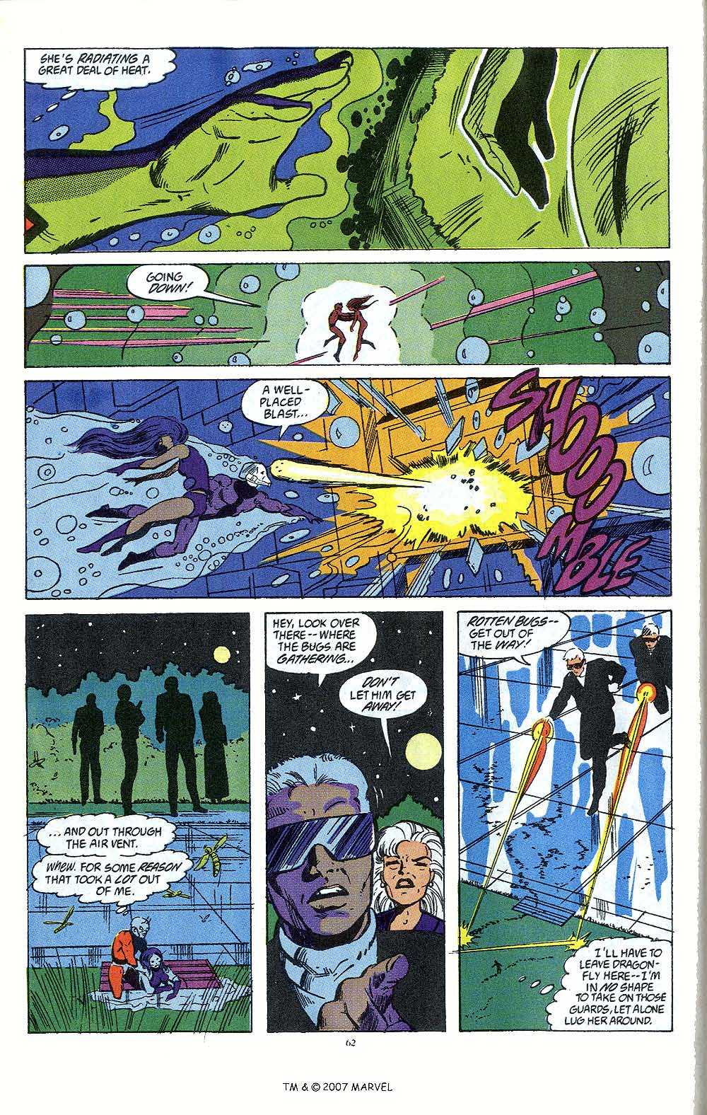 Iron Man Annual issue 12 - Page 64
