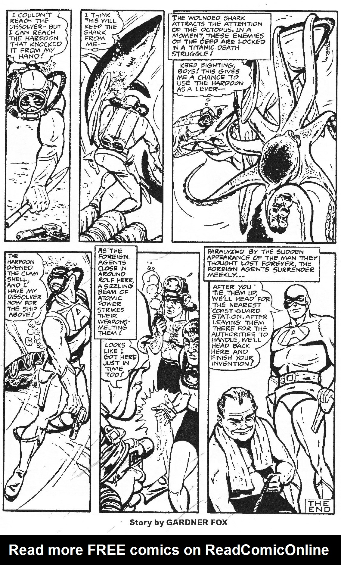Read online Men of Mystery Comics comic -  Issue #62 - 21