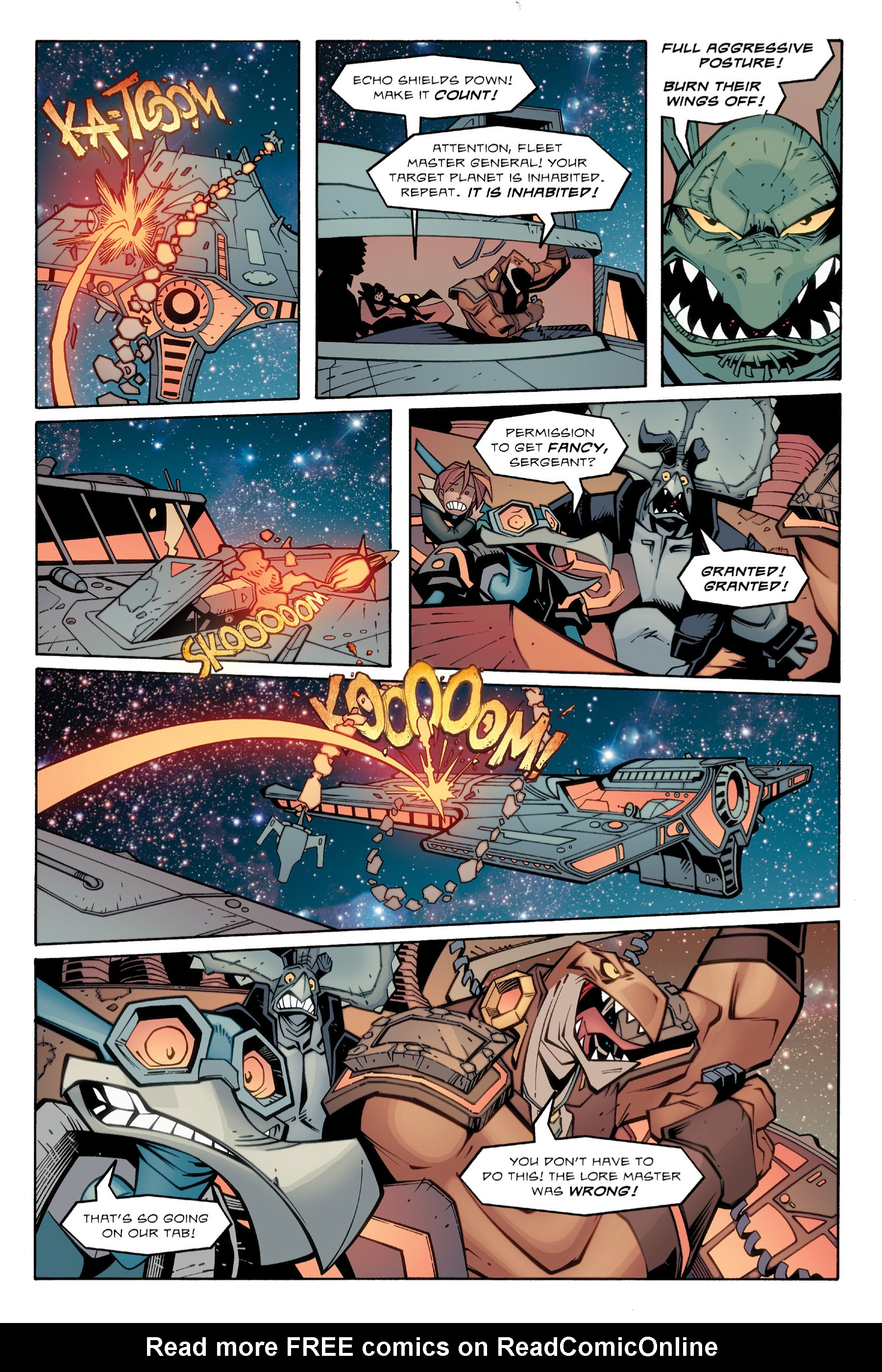 Read online Rexodus comic -  Issue # Full - 82