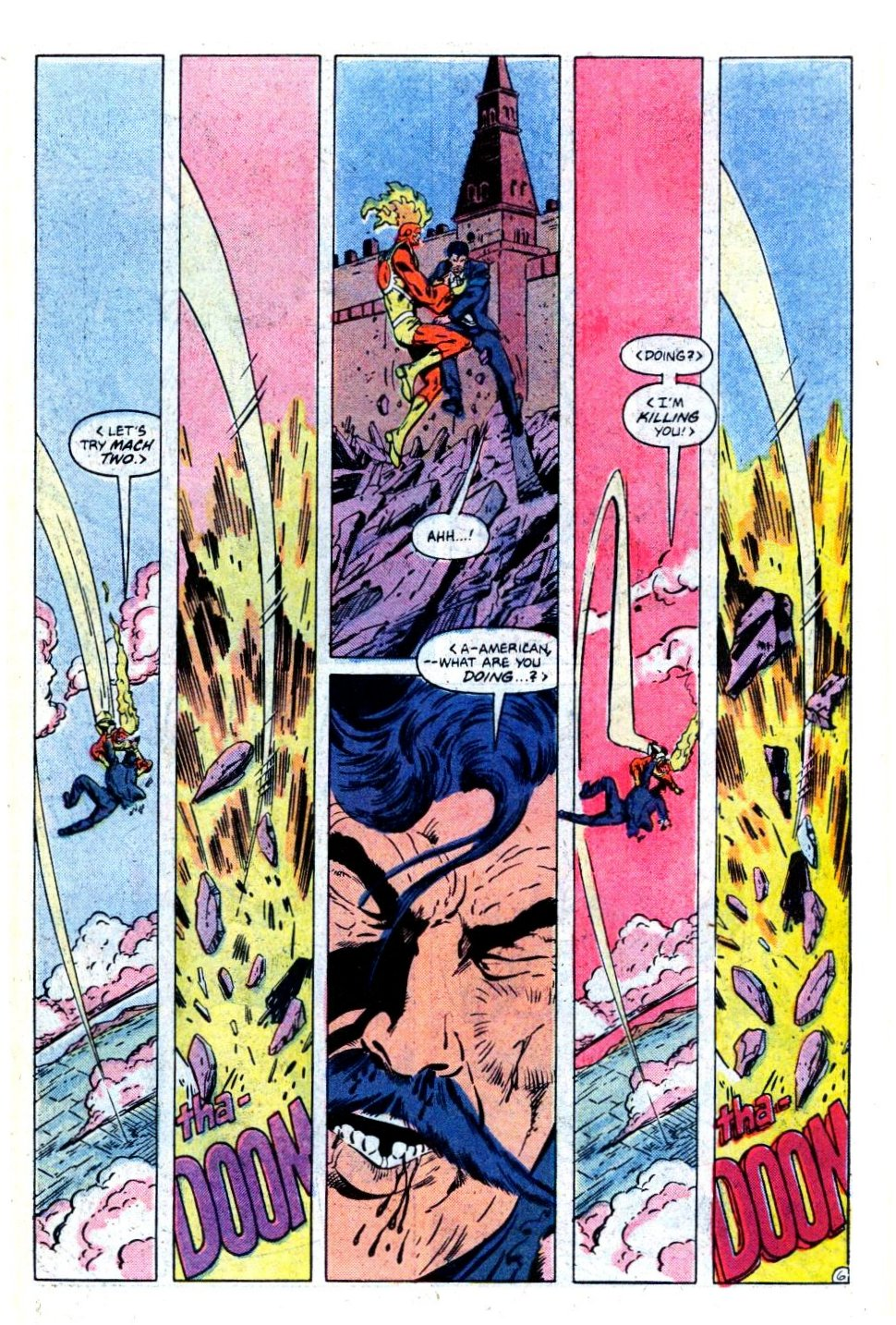 Firestorm, the Nuclear Man issue 73 - Page 7