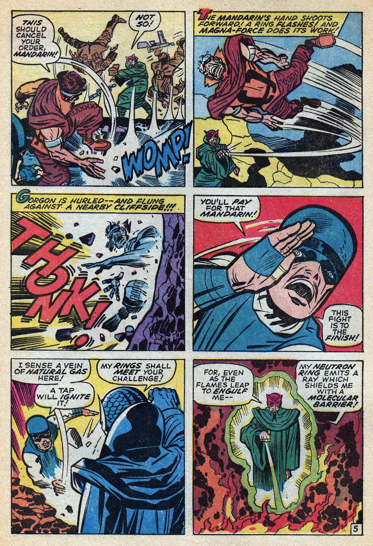 Read online Amazing Adventures (1970) comic -  Issue #3 - 8