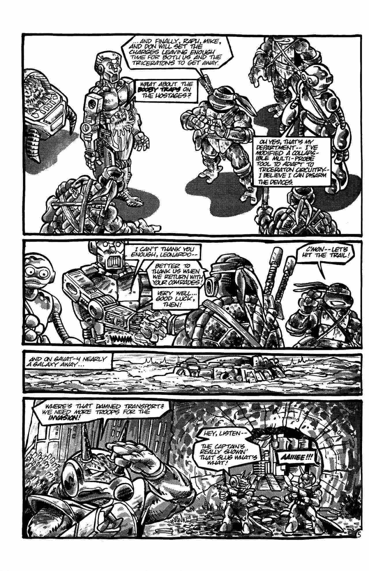 Read online Shell Shock comic -  Issue # Full - 84