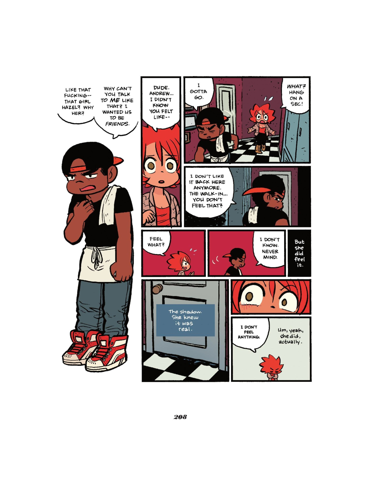 Read online Seconds comic -  Issue # Full - 209