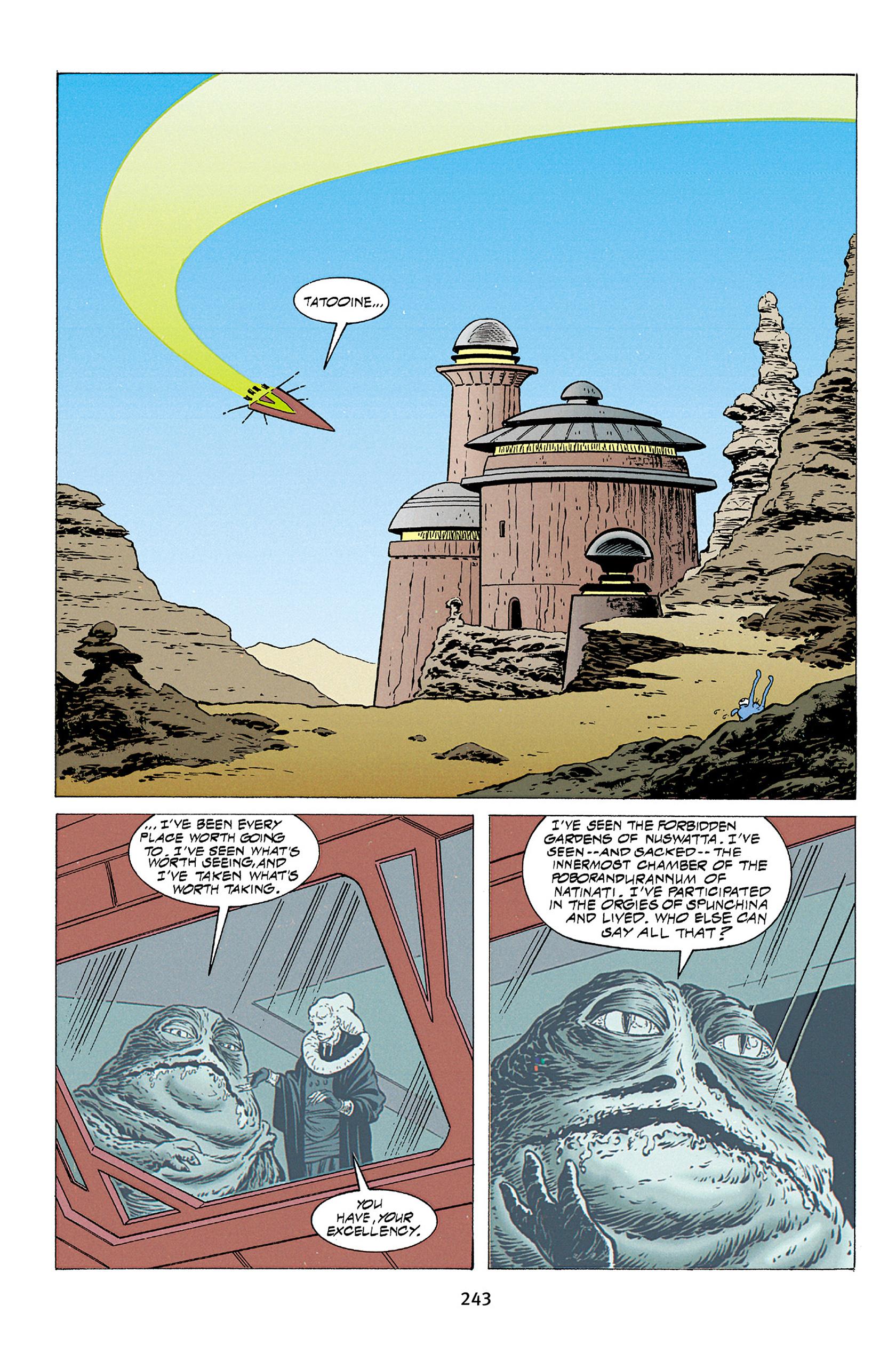 Read online Star Wars Omnibus comic -  Issue # Vol. 30 - 240