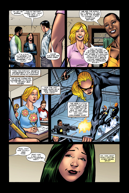 Read online Amazing Fantasy (2004) comic -  Issue #11 - 7