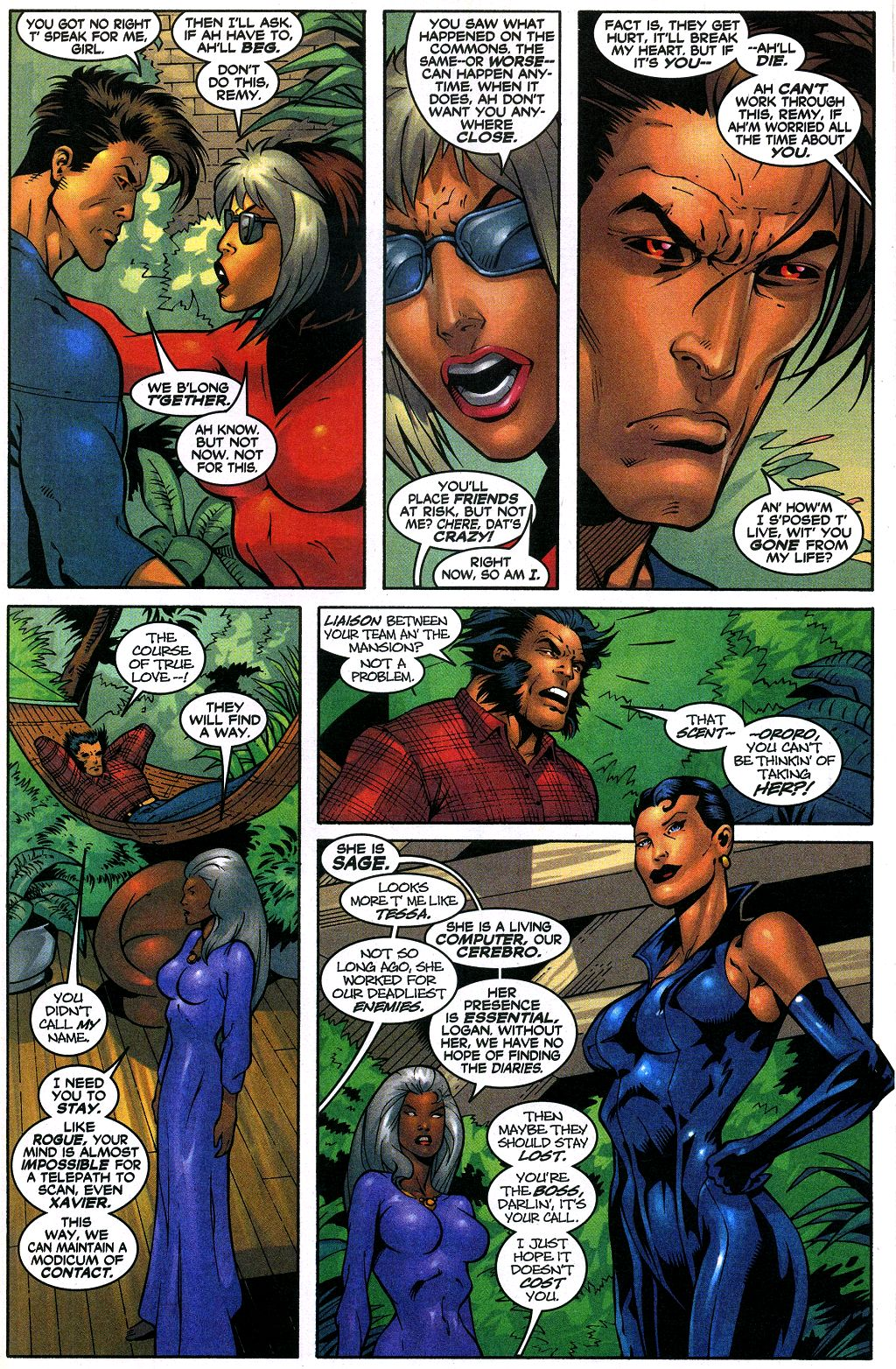 X-Men (1991) 109 Page 20