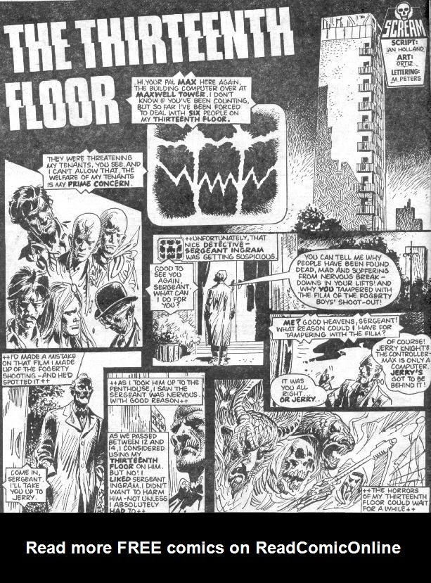 Read online The Thirteenth Floor (2007) comic -  Issue # Full - 29