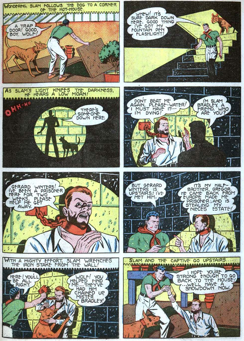 Read online Detective Comics (1937) comic -  Issue #43 - 63