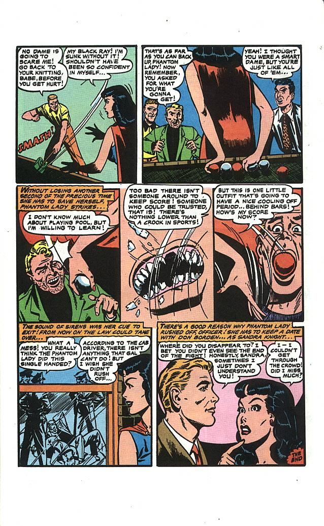 Read online Golden-Age Men of Mystery comic -  Issue #2 - 44