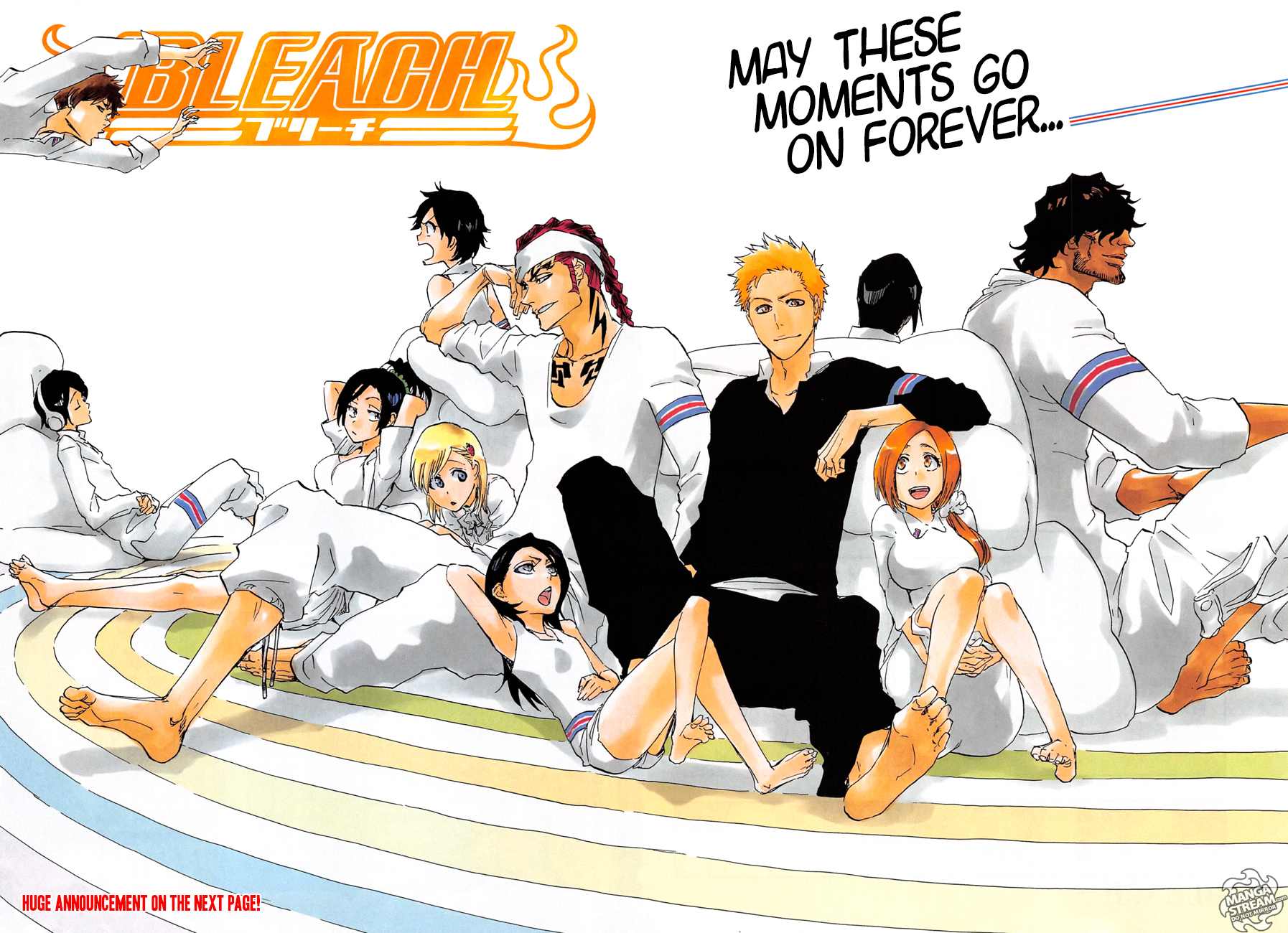 Bleach - Death And Strawberry - 2