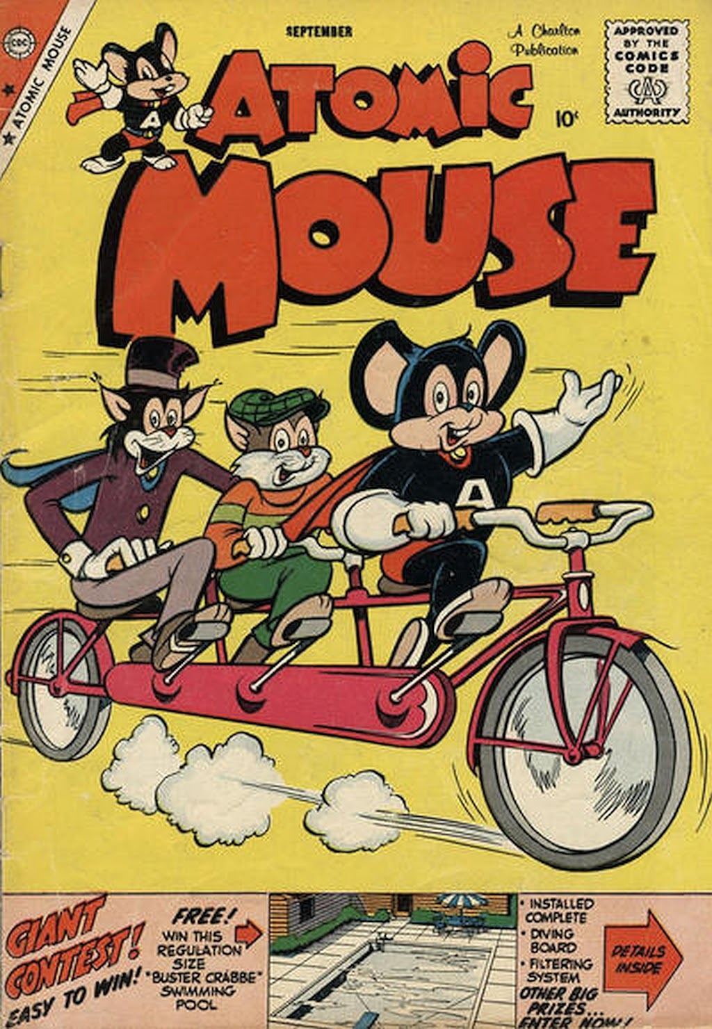 Atomic Mouse issue 32 - Page 1