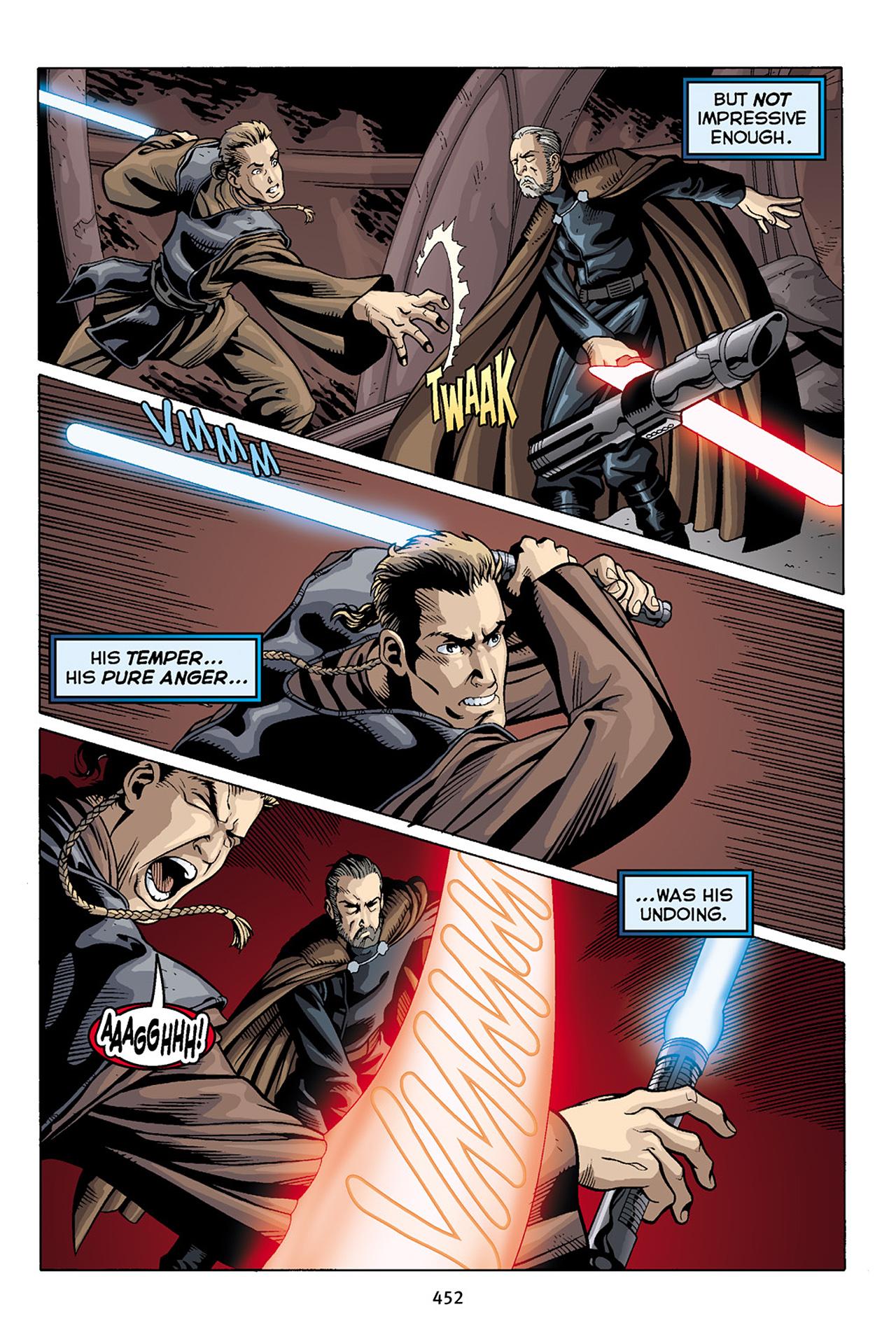 Read online Star Wars Omnibus comic -  Issue # Vol. 10 - 445
