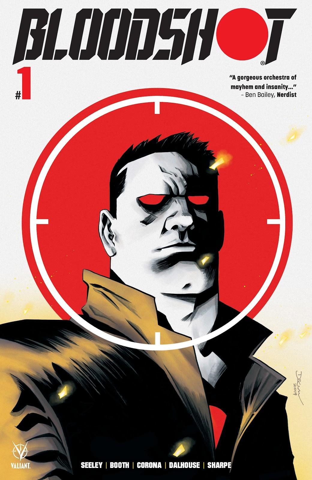 Read online Bloodshot (2019) comic -  Issue #1 - 1