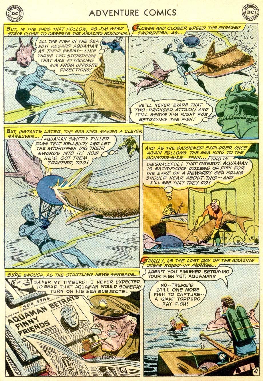 Read online Adventure Comics (1938) comic -  Issue #248 - 28