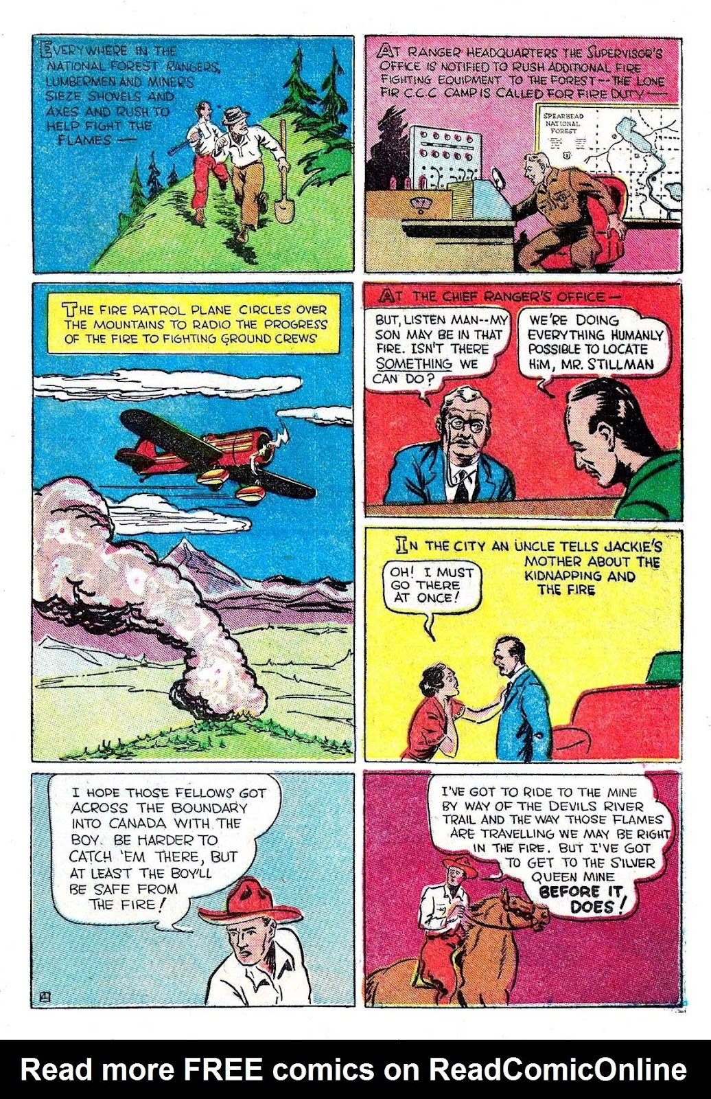 Amazing Man Comics issue 5 - Page 55