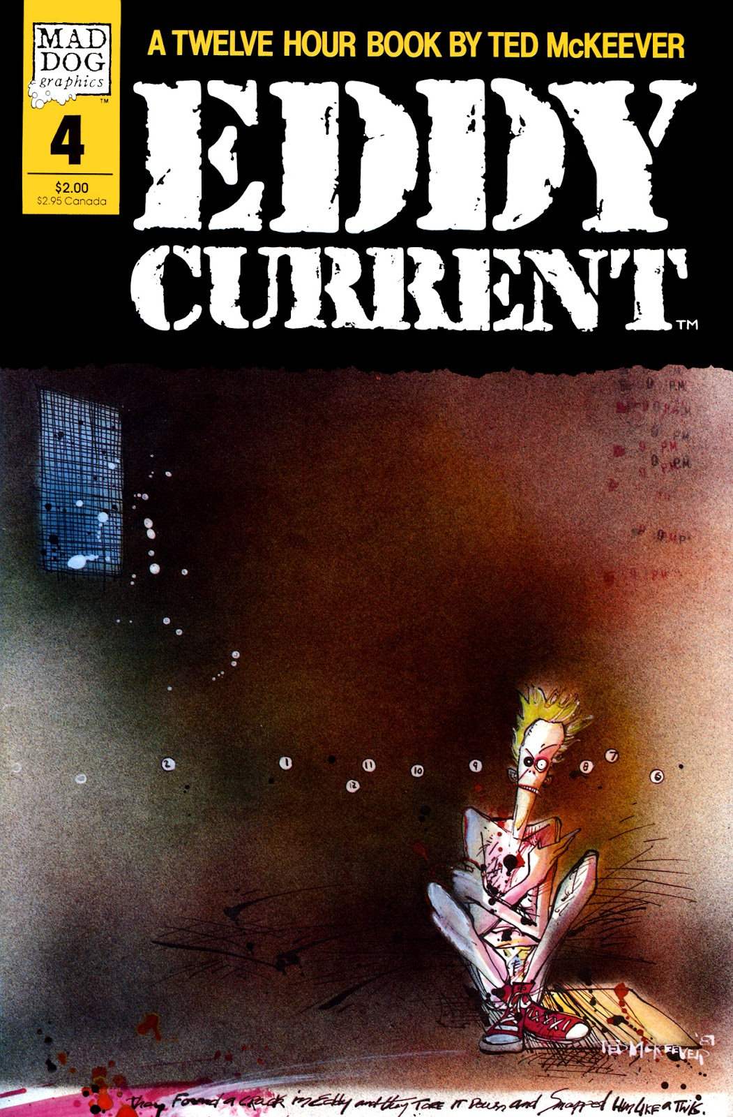 Eddy Current 4 Page 1