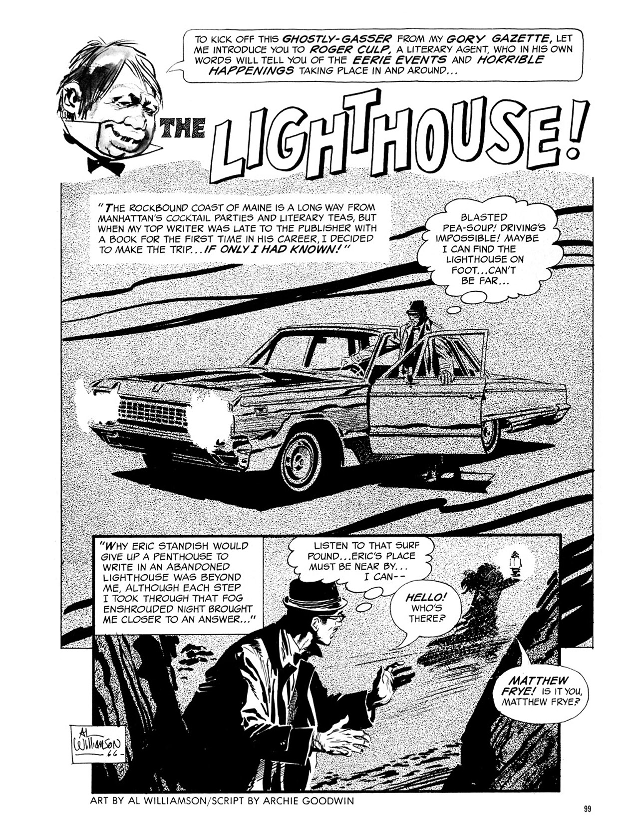 Read online Eerie Archives comic -  Issue # TPB 1 - 100