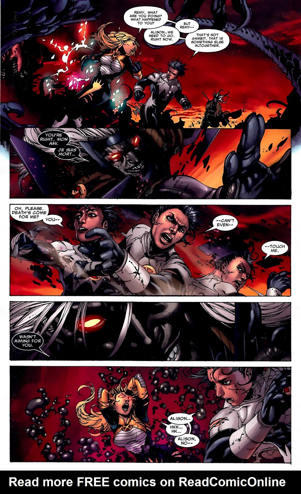 Read online X-Men: Second Coming Revelations comic -  Issue # TPB (Part 2) - 19