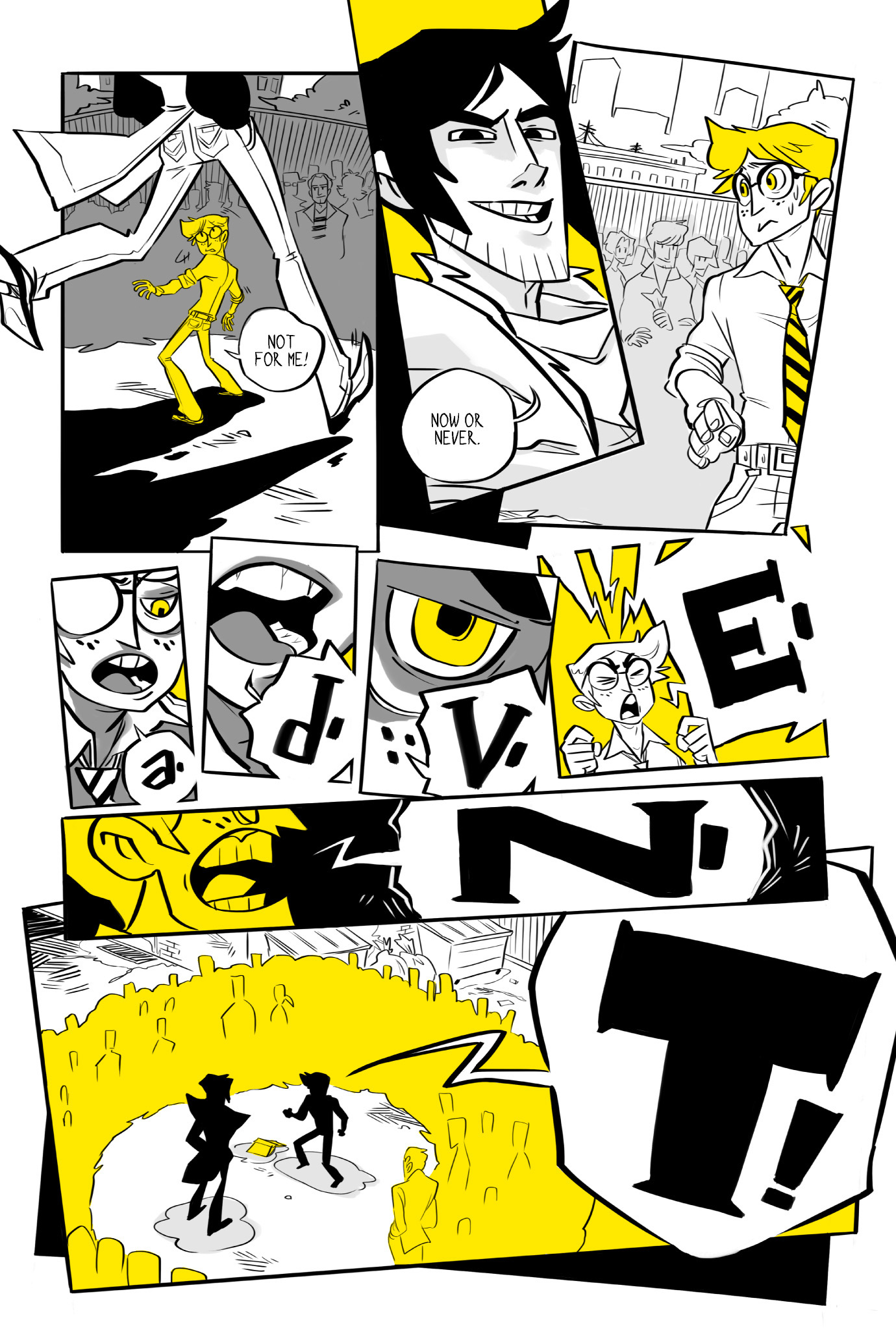 Read online BUZZ! comic -  Issue # TPB - 20