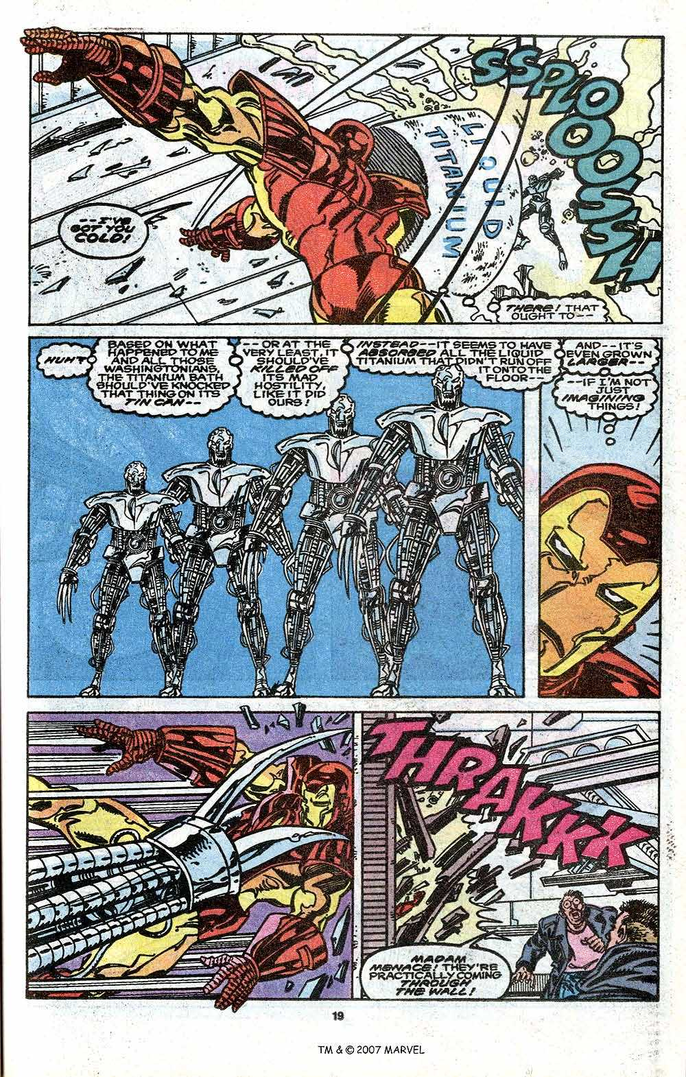 Iron Man Annual issue 11 - Page 21