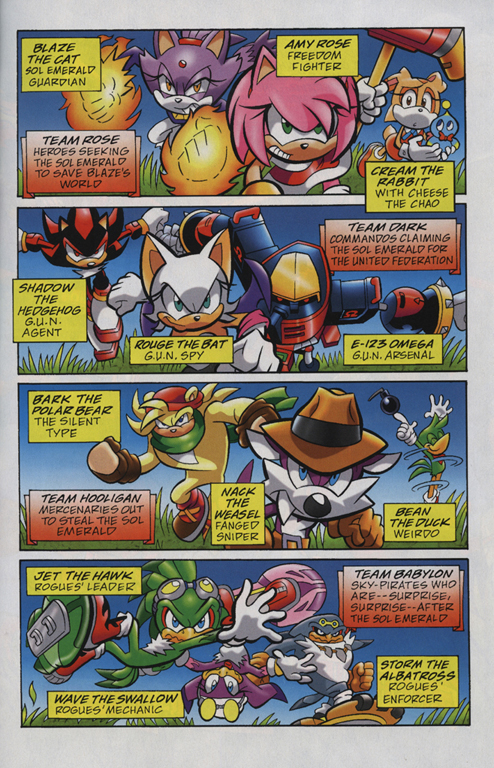 Read online Sonic Universe comic -  Issue #24 - 2