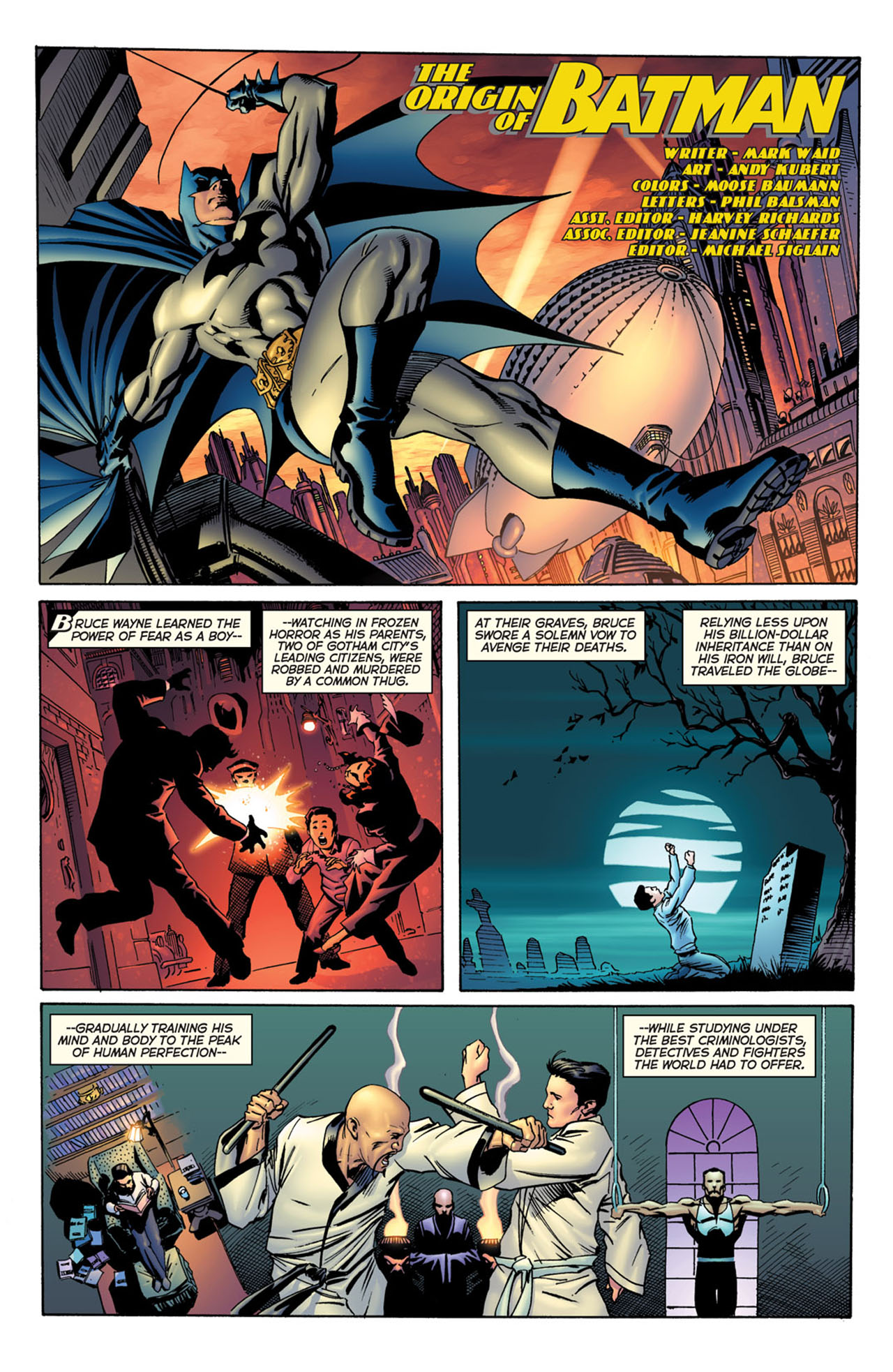 Read online 52 comic -  Issue #46 - 21