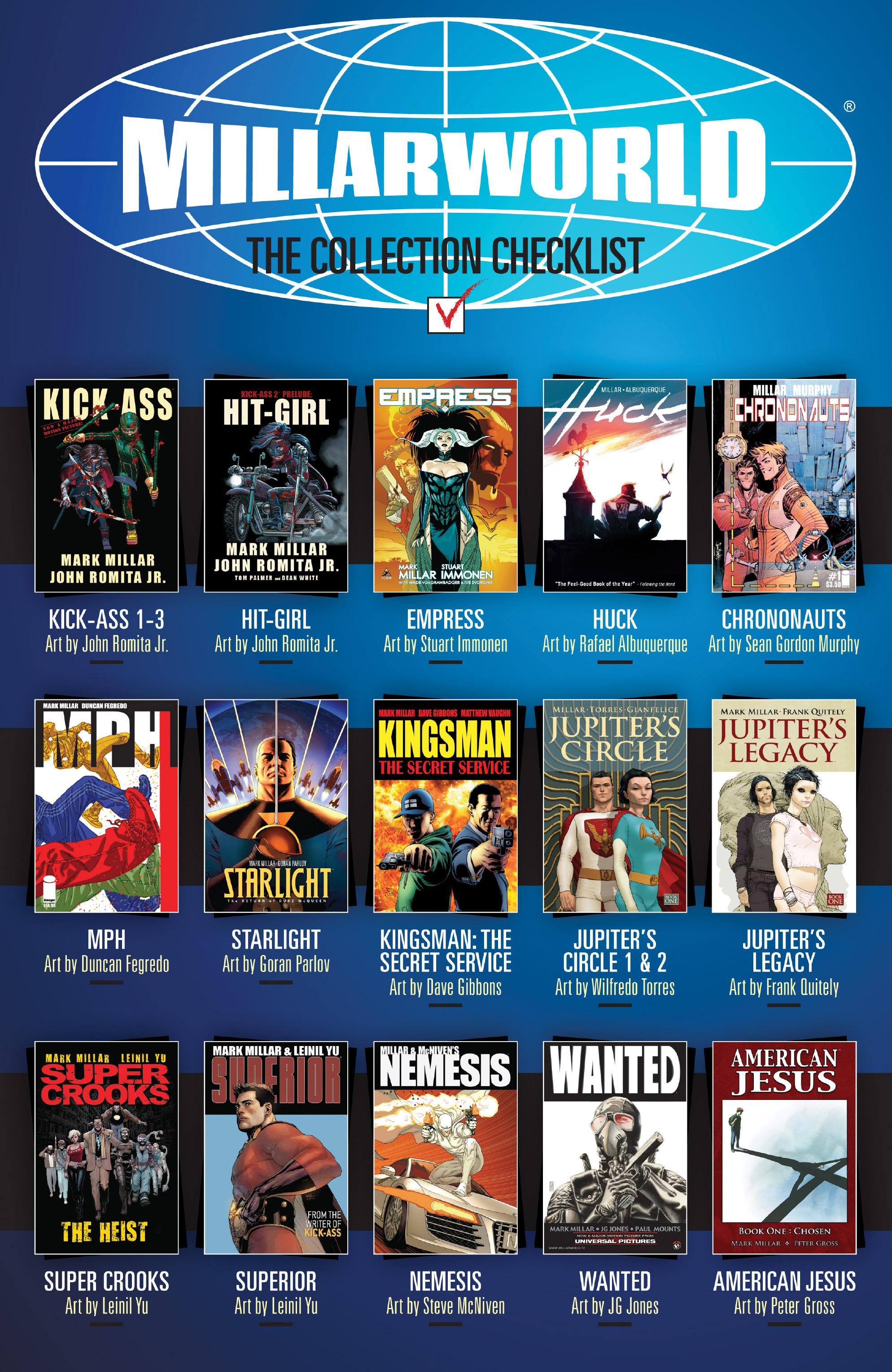 Read online Reborn comic -  Issue #6 - 2