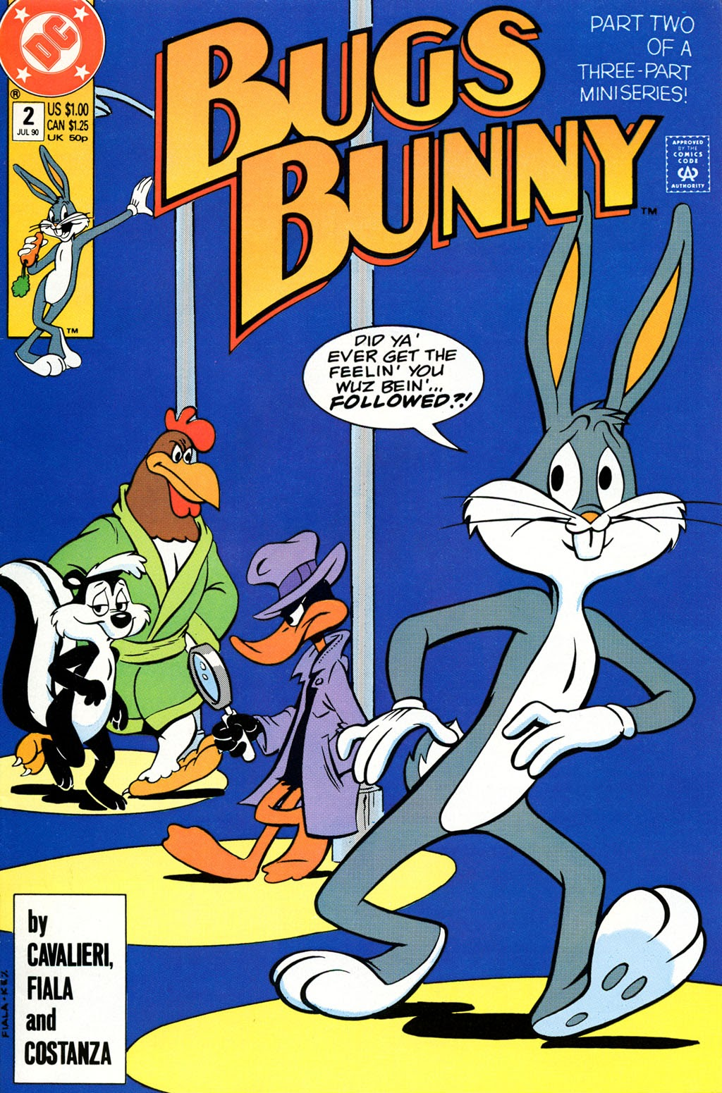Bugs Bunny (1990) issue 2 - Page 1