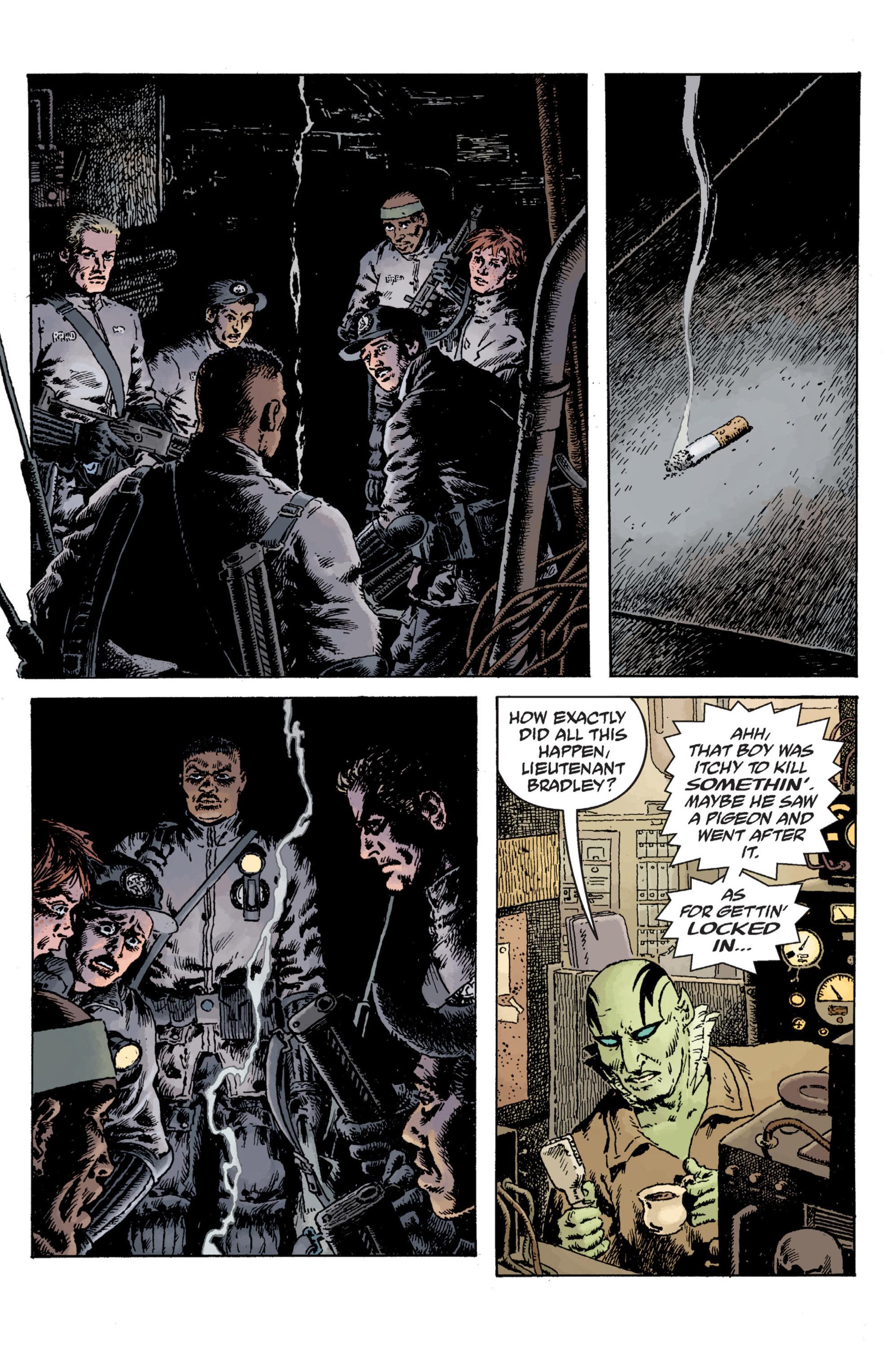 Read online B.P.R.D. (2003) comic -  Issue # TPB 12 - 65