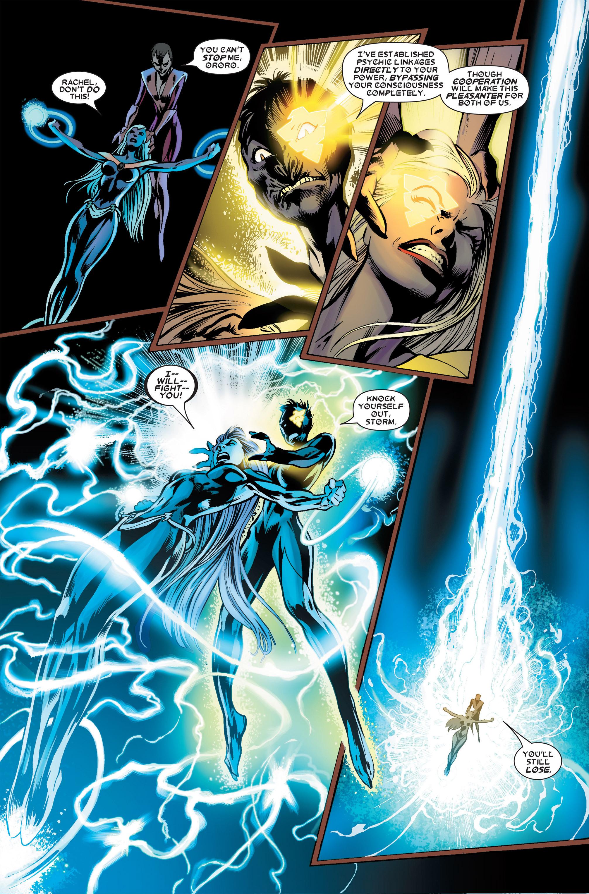 Read online Uncanny X-Men (1963) comic -  Issue #458 - 22