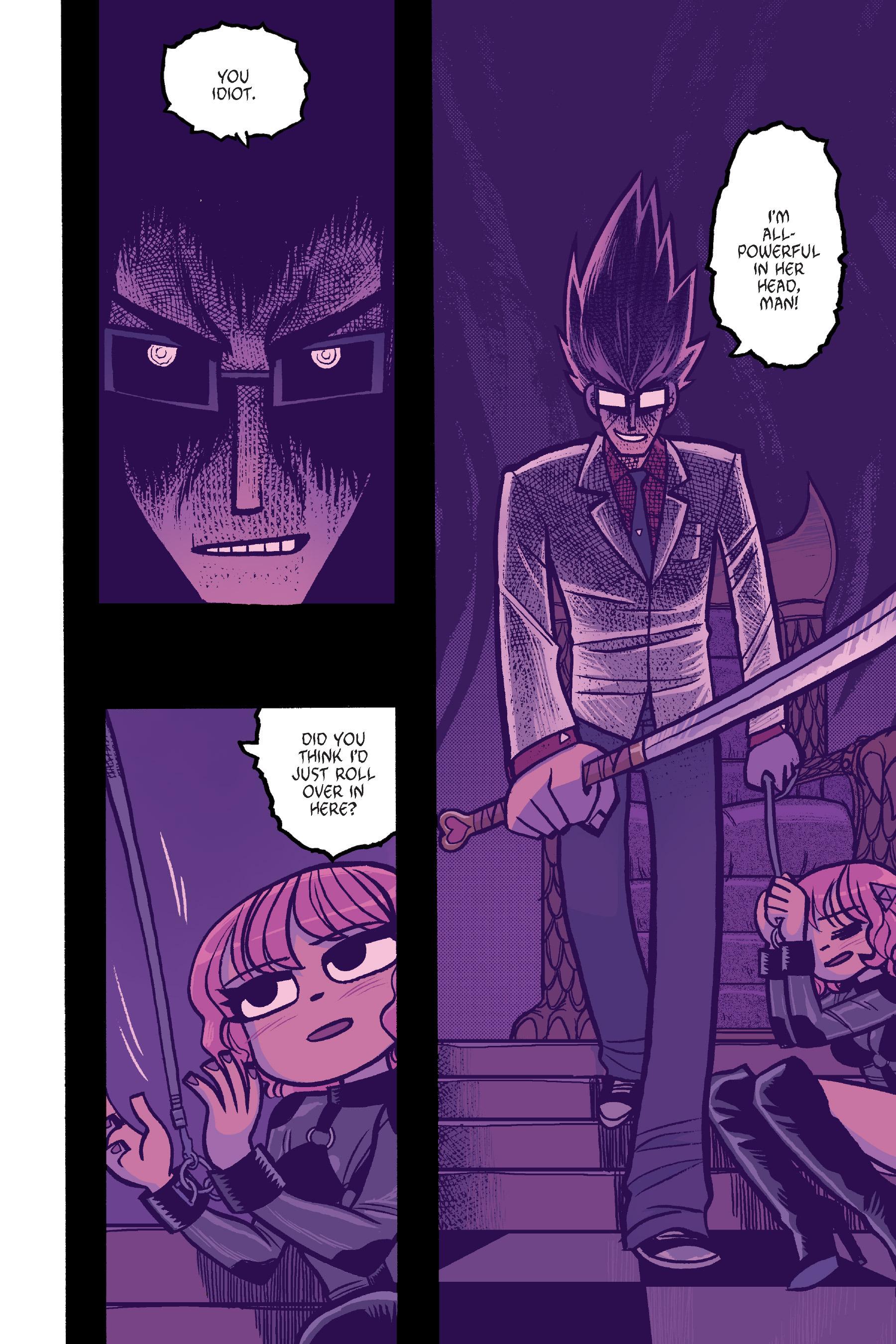 Read online Scott Pilgrim comic -  Issue #6 - 169