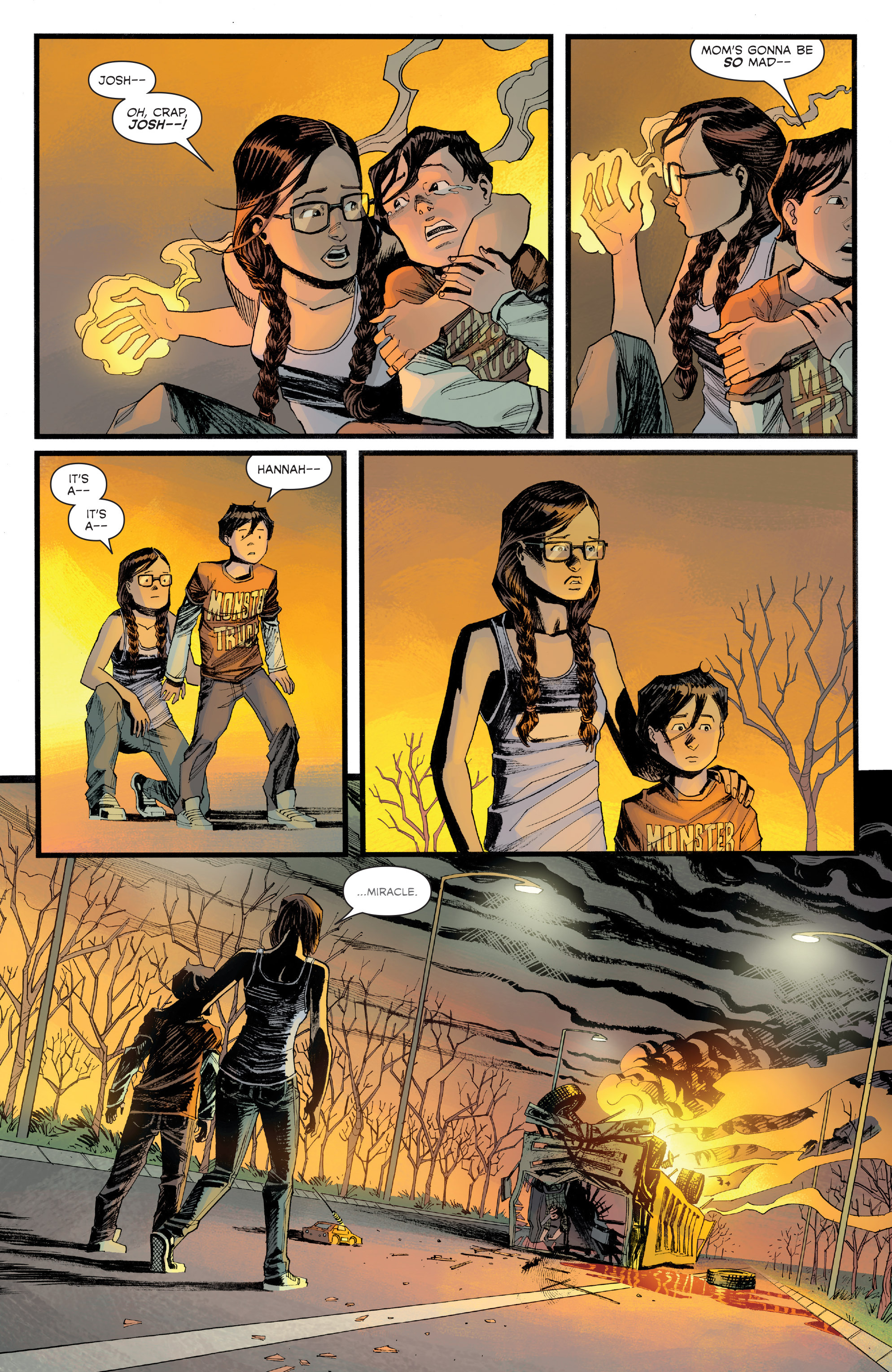 Read online Sleepy Hollow (2014) comic -  Issue #1 - 9