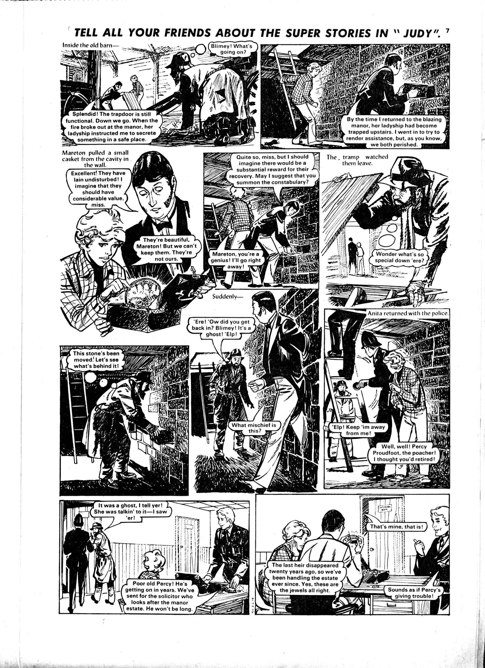Read online Judy comic -  Issue #12 - 7