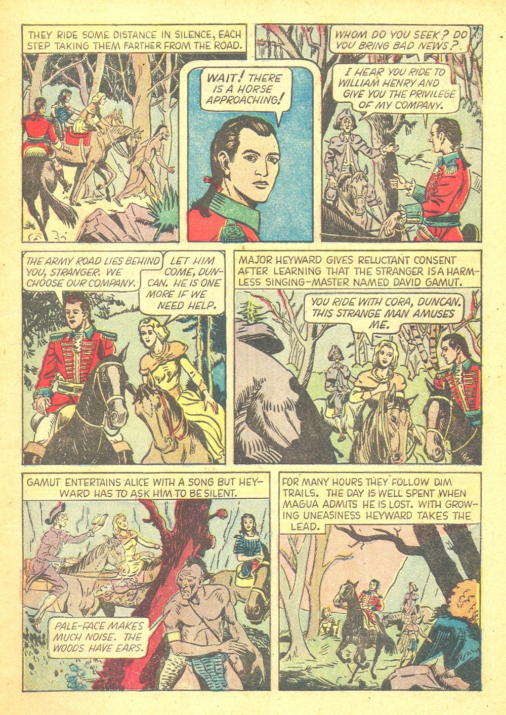 Classics Illustrated issue 4 - Page 5