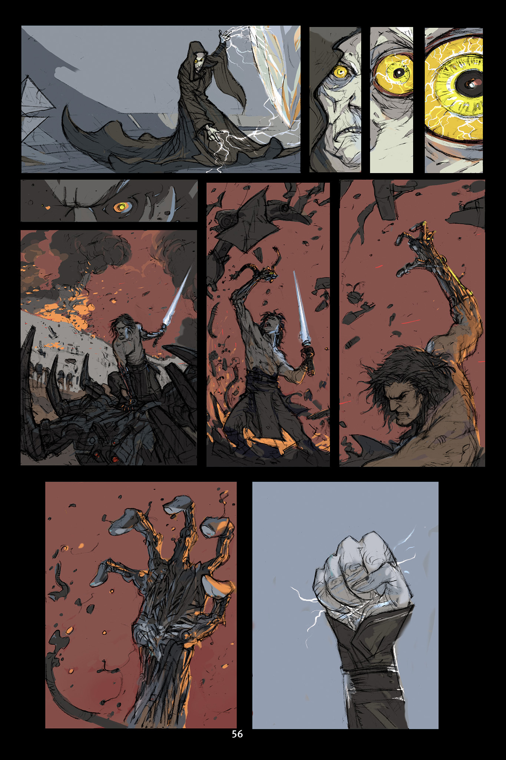 Read online Star Wars Omnibus comic -  Issue # Vol. 30 - 54