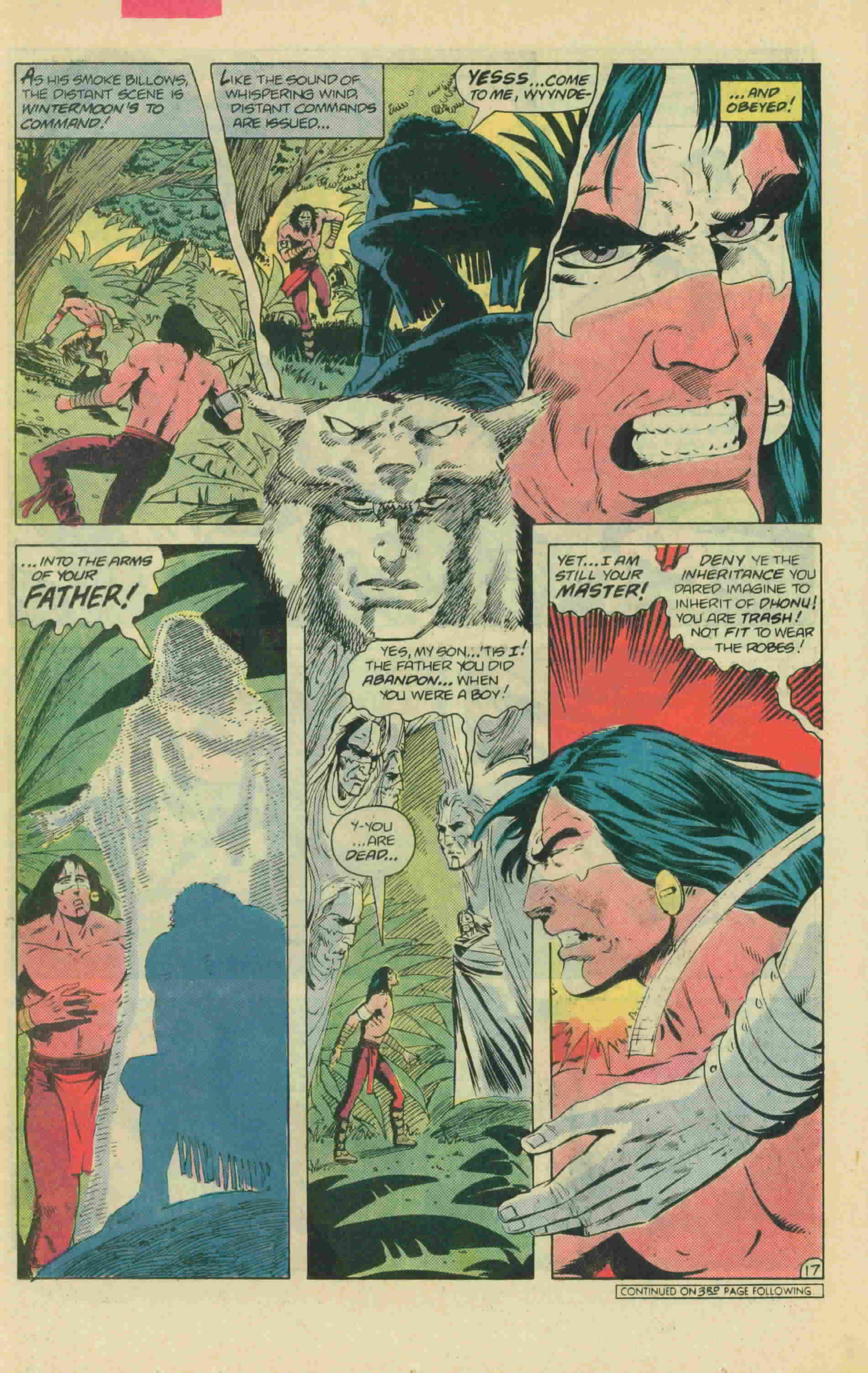 Read online Arion, Lord of Atlantis comic -  Issue #13 - 23