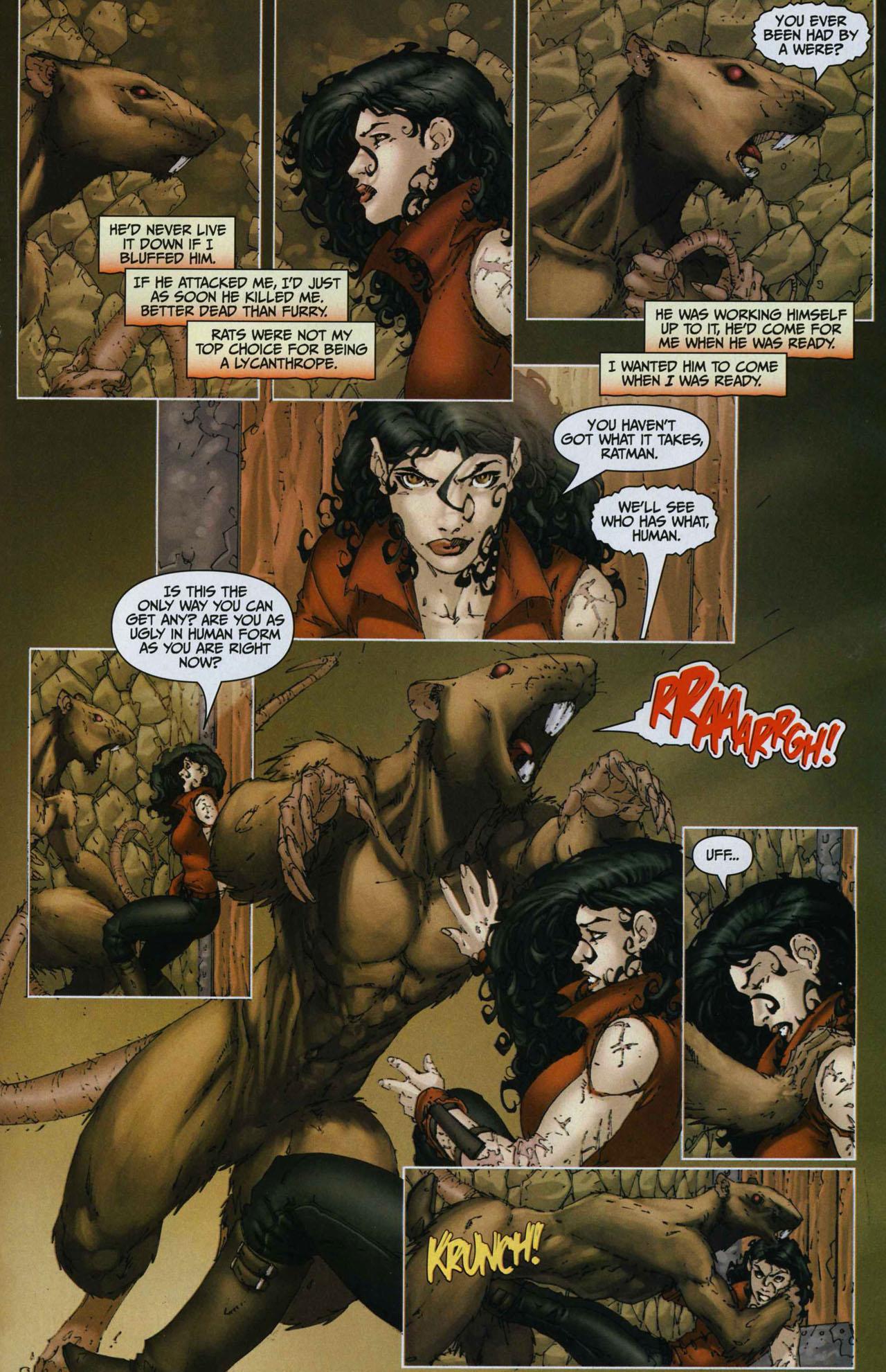 Read online Anita Blake, Vampire Hunter: Guilty Pleasures comic -  Issue #2 - 23