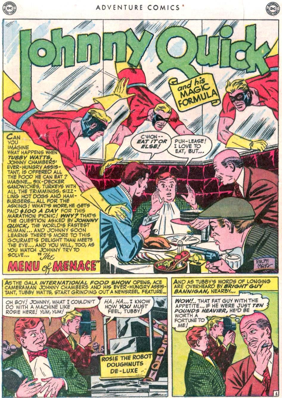 Read online Adventure Comics (1938) comic -  Issue #156 - 16