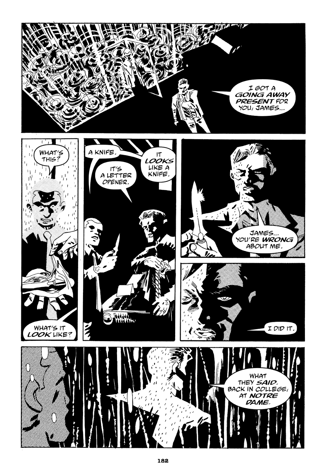 Read online Filthy Rich comic -  Issue # TPB (Part 2) - 87