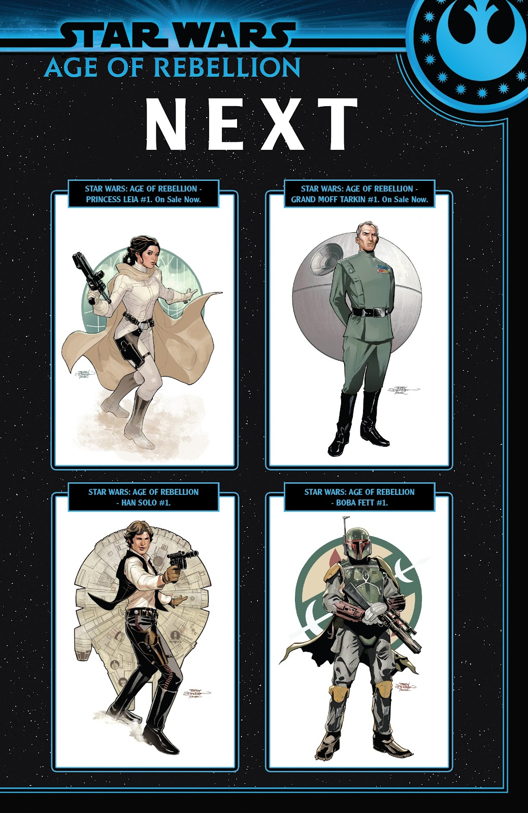 Read online Star Wars: Age of Rebellion Special comic -  Issue # Full - 36
