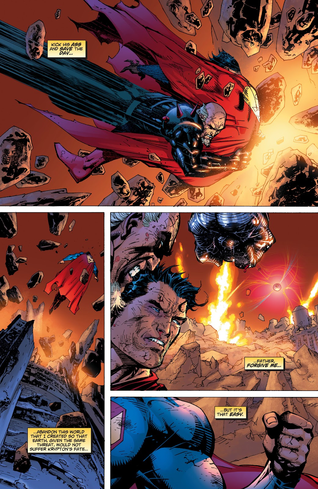 Read online Superman: For Tomorrow comic -  Issue # TPB (Part 3) - 90